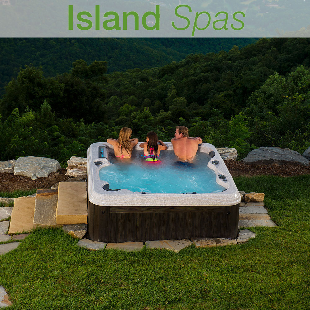 Island Spas Hot Tubs Ireland
