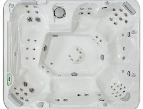965 L Hot Tub
