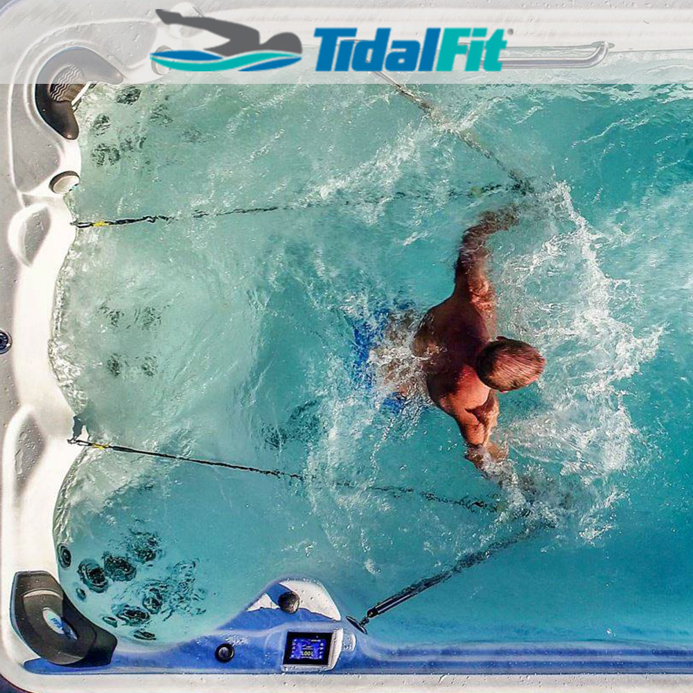 TidalFit Swim Spas Hot Tubs Ireland